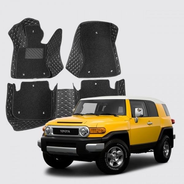 تلبسات فاخرة لأرضيات وشنطة تويوتا إف جي 2007+