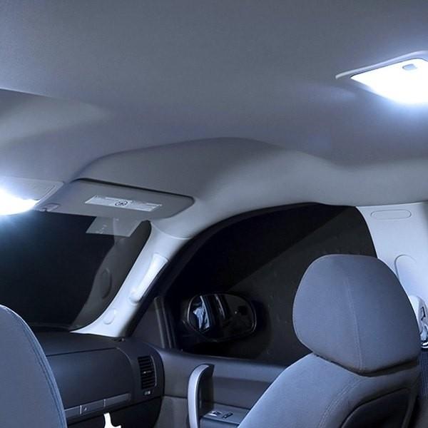 إضاءة داخلية لهيونداي سوناتا ٢٠١١-٢٠١٤ LED
